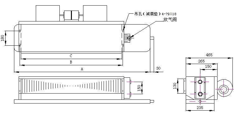 风机盘管的特点型号参数安装及用途